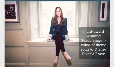 Julie Fowlis in concert!